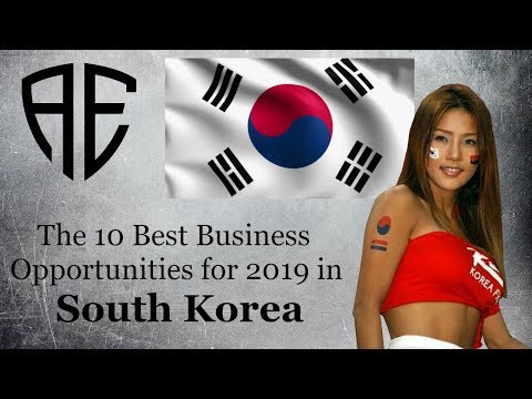 , title : 'The 10 Best Business Opportunities for 2019 in South Korea