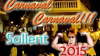 preview picture of video 'Carnaval Carnaval!! Sallent 2015'