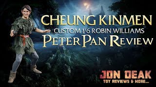 Peter Pan video review by Jon Deak