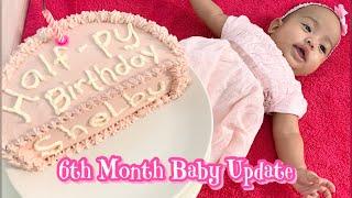 6th Month Baby Update | Milestones & Ideas