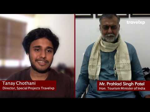 Leadership Dialogue | Ep 2 | In Conversation with the Tourism Minister of India- Prahlad Singh Patel