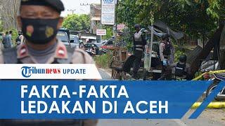 Ledakan Diduga Berasal dari Gerobak Nasi Goreng di Aceh, Tim Jibom sampai Turun Tangan