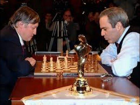 Kasparov šahovska legenda  - KASPAROV vs KARPOV - Španska partija  # 1034