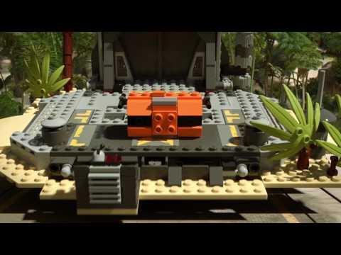 Конструктор Битва на Скарифе - LEGO STAR WARS - фото № 12
