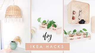 DIY Ikea Hacks For 2020! | Affordable And Easy Home Decor