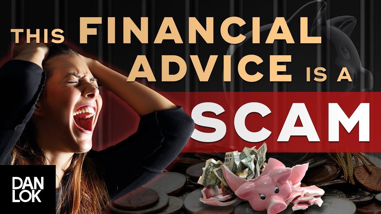 You Will Be Poor If You Do This – Bad Financial Advice