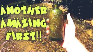 CREEK FIND OF A LIFETIME! ANTIQUE BOTTLES!! THE CREEK CHRONICLES EPISODE. 2