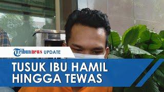 Takut Ketahuan saat Curi Motor untuk Pulang Kampung, Pemuda di Malang Tusuk Ibu Hamil hingga Tewas