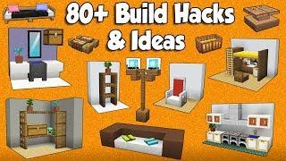 60 Minecraft Build Hacks And Ideas Minecraftvideostv
