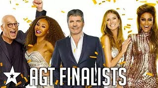TOP 10 FINALISTS On America