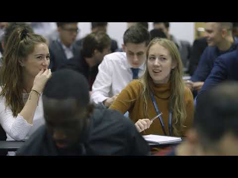 London Institute of Banking and Finance video