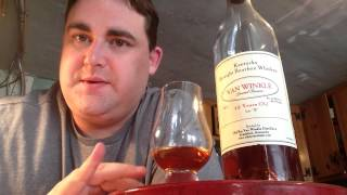 Brown Liquor Reviews - 3 - Van Winkle Special Reserve 12 year old (90.4 Proof)