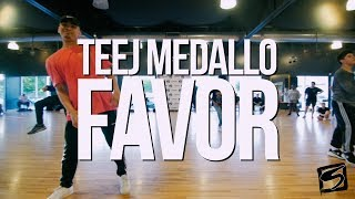 """Teej Medallo - """"Favor"""" by Chris Brown // SBS Summer Intensive 2018"""