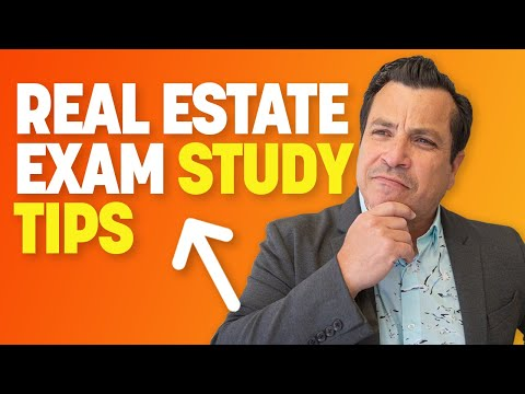10 Tips to Prepare You for the Real Estate Exam! - YouTube