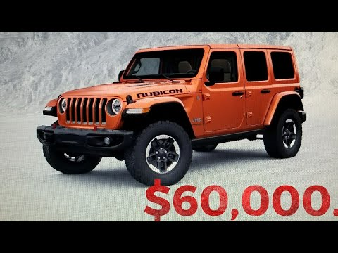 2018 Jeep Wrangler JL Pricing And Information Mp3
