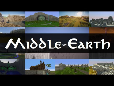 The lord of the rings middle earth minecraft project the lord of the rings middle earth gumiabroncs Choice Image