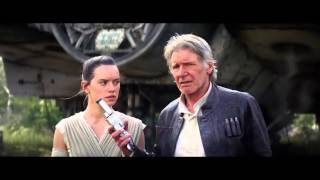 Star Wars Episode 7: The Force Awakens - All TV spots and Clips