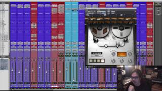 Mix Template Explained