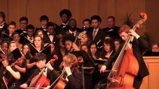 This Is My Father's World - SVA Choir Festival At Andrews University 2016