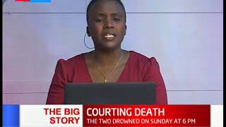 COURTING DEATH: Bodies of two who drowned in the Indian Ocean yet to be recovered(2) |The Big Story