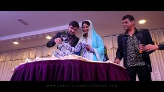 Sohail + Norsham- Cinematic Reception Highlight by Jobest