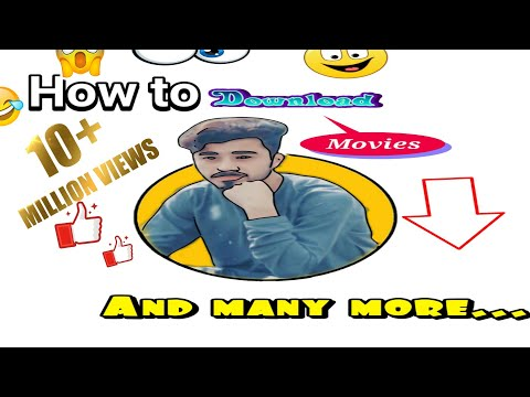 How to download movies, tv shows, trailers and many more | Download movies on yout phone 2019