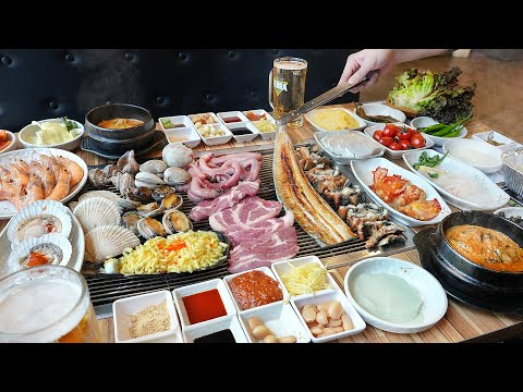 Would You Eat Here: A buffet that eats all kinds of food