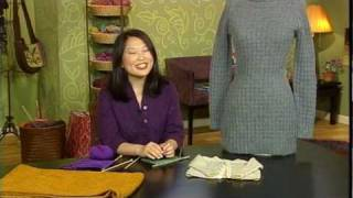 Knitting Daily Episode 403 Preview Knit And Purl.mpg