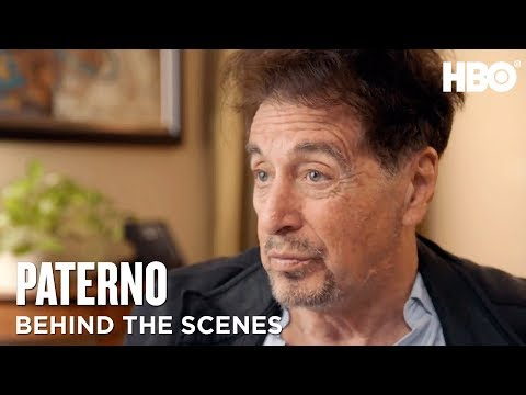 Paterno (Behind the Scene)