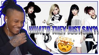 Throwback Thursday: 2NE1 - FALLING IN LOVE M/V Reaction!