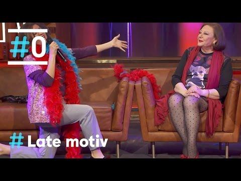 Late Motiv: Aída la gritona vs Marisol Ayuso #LateMotiv173 | #0