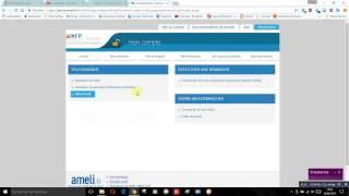 Site Assurance Maladie Ameli