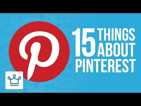15 Things You Didn't Know About PINTEREST Mp3