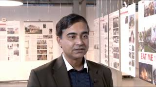 Members of the Global Holcim Awards juries on sustainable construction - Sujit Ghosh