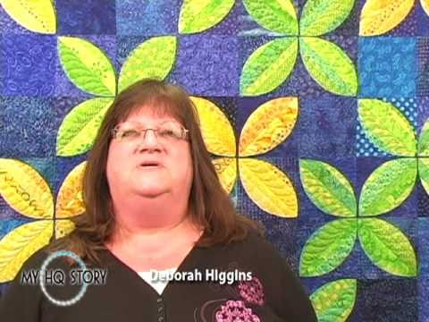 My HQ Story 2010 - Deborah Higgins