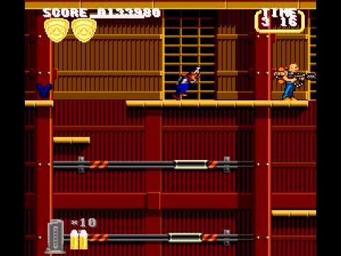 [TAS] SNES Lethal Weapon (USA) by Cooljay in 19:18,27