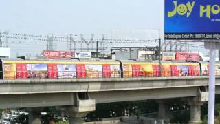 UP Tourism train wraps adorn Delhi Metro