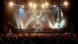 Arch Enemy Live in Tokyo 2008 (Tyrants of the Rising Sun DVD)
