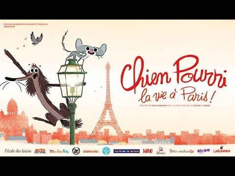 Chien Pourri, la vie à Paris KMBO Films