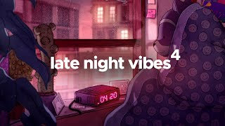 late night vibes⁴... 😴 calm chillhop beats