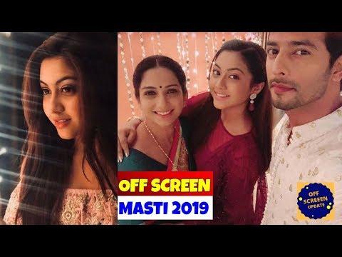 Tujhse hai raabta serial actor latest offscreen masti 2019