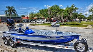 Finally get my new Big O Boat!