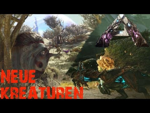 Ark Treant Titan, New Mystery Creature!! Ark problems to fix