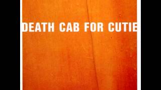 "Death Cab for Cutie - ""Blacking Out the Friction"" (Audio)"