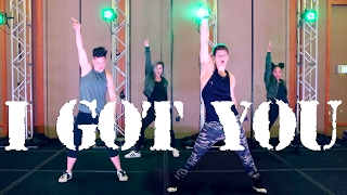 Bebe Rexha - I Got You | The Fitness Marshall | Cardio Concert by The Fitness Marshall