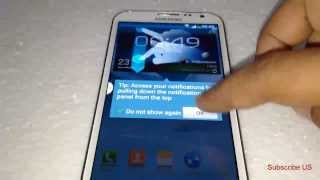 Update Android Revolution HD 20-1 Custom ROM on Galaxy Note