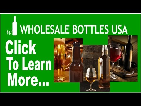 About Wholesale Bottles USA 750ml Washington Liquor Bottle