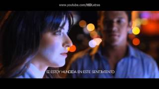 Danna Paola ft. Noel Schajris - No Es Cierto (Lyric Video)