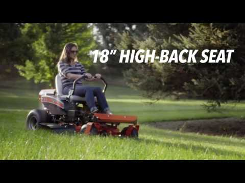 2019 Ariens Zoom 42 in. Kohler 6600 19 hp in Calmar, Iowa - Video 1