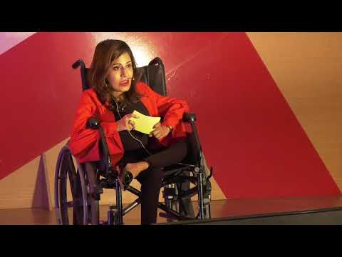 Choose to be positive. Always! | Amna Raheel | TEDxIslamabad